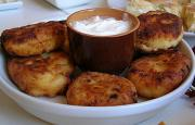 Swiss-Cheese Fritters