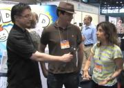 Interview At Candy Expo