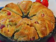 Betty's Fresh Strawberry Scones