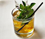 Honey Mint Julep