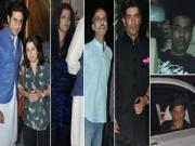 Aishwarya Rai's Surprise Birthday Bash for Abhishek Bachchan