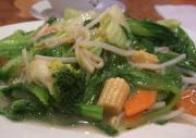 Mei's Hyper Healthy Vegetable Stir Fry
