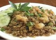 Shrimp Fried Rice With Basil