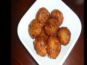 Sabudana Vada or Wada (Tapioca Balls)