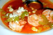 Shrimps Louisiana