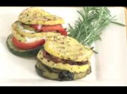 Simple Roasted Vegetable Napoleon