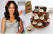 Tamera Mowry wants Sprinkles cupcakes and ice cream, all in one go.