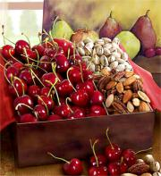 cherry gift basket