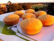Wheat Corn Muffins