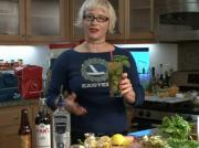 Mary Ann with Ginger Cocktail