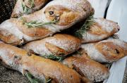 Rosemary Raisin Bread