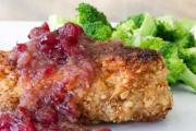 Spiced Cranberry Chicken