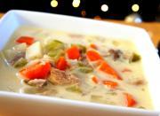Creamy Pheasant Soup