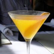 Exotic Mango Martini