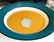 Pumpkin-Tomato Soup