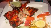 Tandoori Chicken Microwave Method