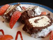 Chocolate Roulades Are Wonderful Holiday Menu Ideas!