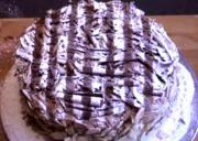 Chocolate Rum Sponge Cake