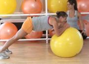 Exercise Ball Ab Workouts