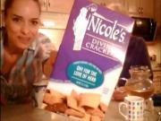Nicole's Divine Crackers Oh for the Love of Herb!: What I Say About Food