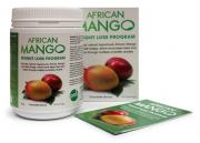 Mango fruit extract from Africa