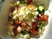 Fresh Herb Tomato Jack Salad