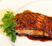 Sensational Ginger Honey Salmon