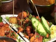 Classic Indian Restaurant Food