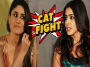 Kareena Kapoor's Catfight with Genelia Dsouza