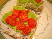 Two Minute Tuna Salad Sandwich
