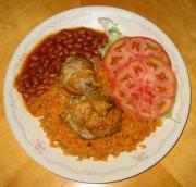 Spanish Chicken Rice (Arroz con Pollo)