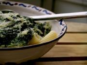 Greens, Parmesan and Ricotta Filling