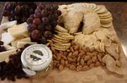 Holiday Cheese Platter