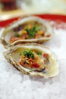 Dressed-Up Oysters
