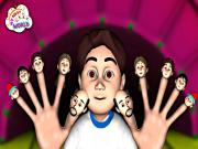 Where is Thumbkin in 3D - 3D Animation English Nursery Rhymes For Kids
