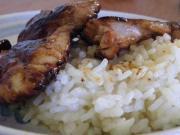Saucy Onion Chicken