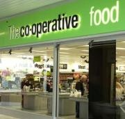 Now shop at Co-op, its is UK's Greenest Supermarkets as Marks & Spencer