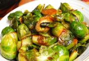 Brussels Sprouts With Cheese