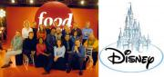 Disney to buy Food Network, probably.