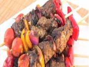 Beef Sirloin Kebobs