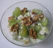 Grape And Nut Salad