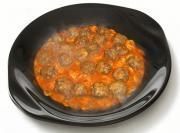 Meat Ball Stroganoff