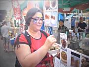 The International Summer Night Market In Richmond BC Canada!