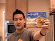 Review of Pillsbury Savorings Bread Bowl Bites Cream Cheese