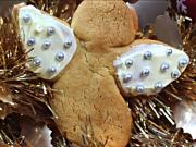 How To Make Christmas Angel Biscuits