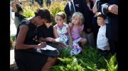 US First Lady Michelle Obama is an avid supporter of programmes against child obesity in America