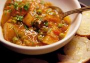 Savory Lamb Stew