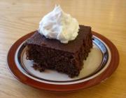 Gingerbread Chiffon Cake