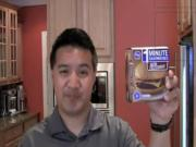 Kroger 1 Minute Sandwiches - Bacon Cheeseburger Review