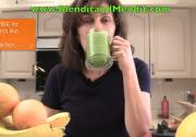 Pear and Kale Anti Aging Green Smoothie